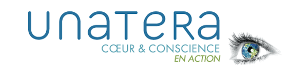 Unatera coeur et conscience en action coaching formation logo